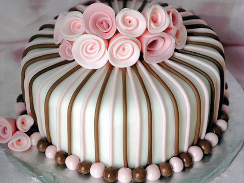 Pink Birthday Cake Decoration Ideas : Cakes Spotlight - W/B 14th April 2014 - The Cakey Bakey