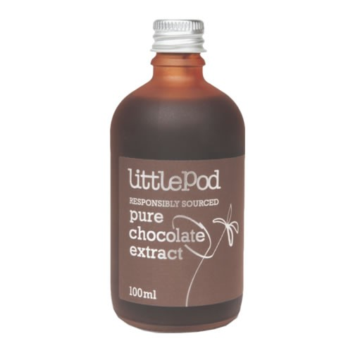 Pure Chocolate Extract 100ml By LittlePod